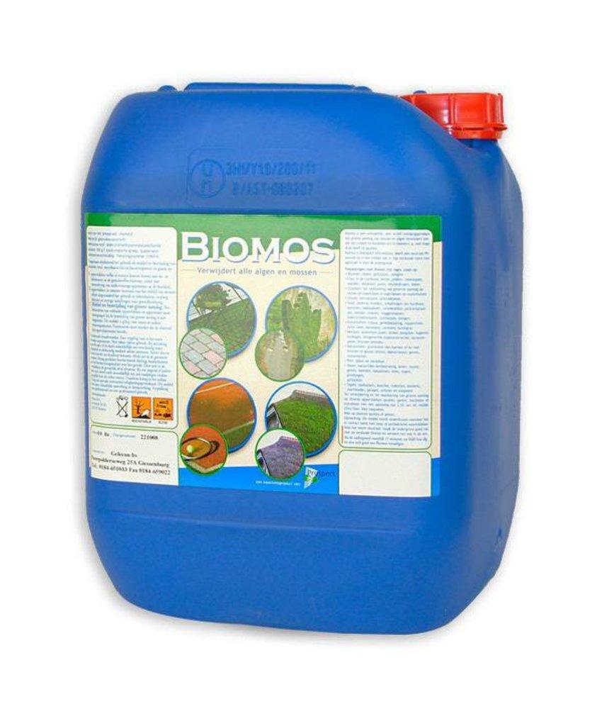 Mos- en Algenverwijderaar (Biomos)