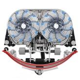 Numatic 244NX 36V Schrob/Zuigmachine