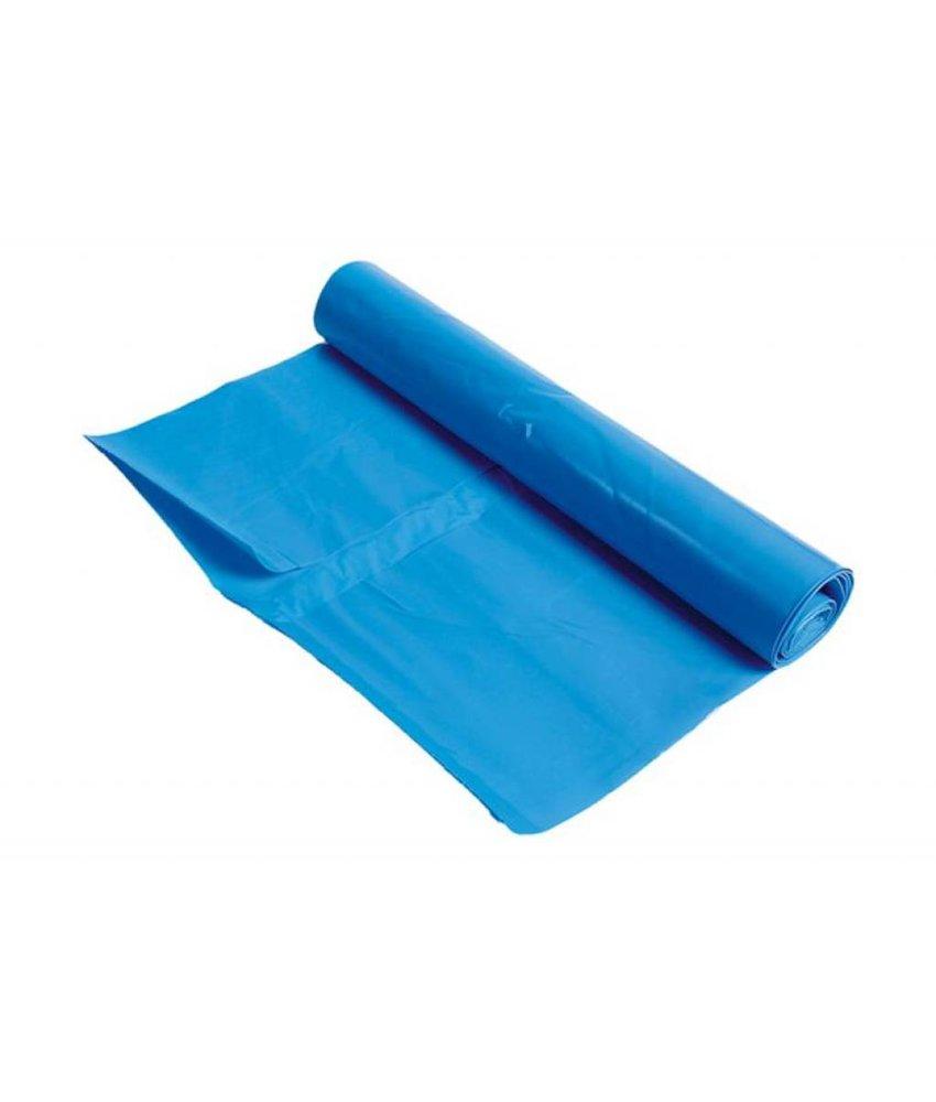 LDPE 65/25x140cm 70mu Blauw