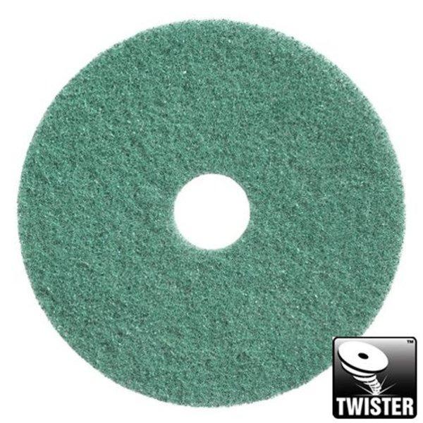 Twisterpad Groen