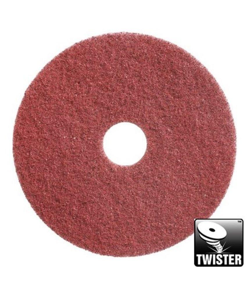 Twisterpad Rood
