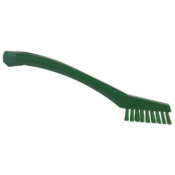 Vikan precisieborstel, voegenborstel, hard, groen