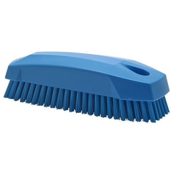 Vikan  nagelborstel, hard, blauw,