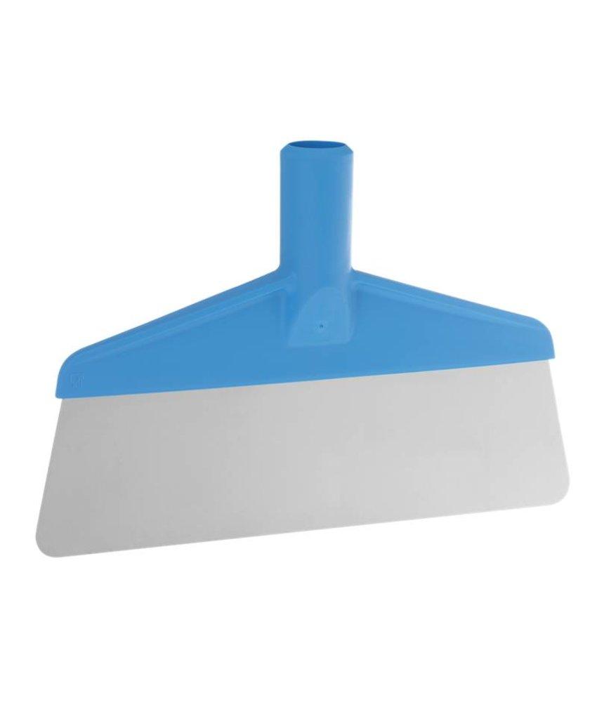 Vikan flexibele vloerschraper, RVS blad