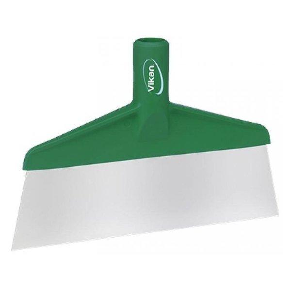 Vikan  vloer- of tafelschraper, groen,