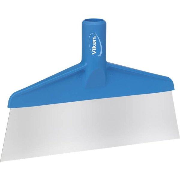 Vikan  vloer- of tafelschraper, blauw,