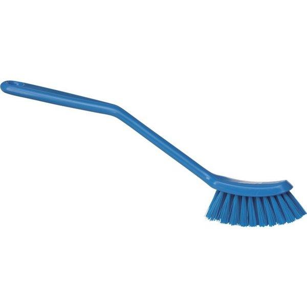 Vikan smalle afwasborstel, blauw