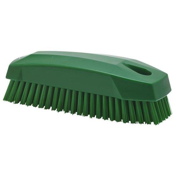 Vikan  nagelborstel, hard, groen,