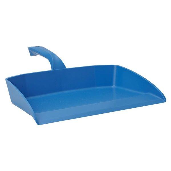 Vikan Ergonomisch stofblik, blauw