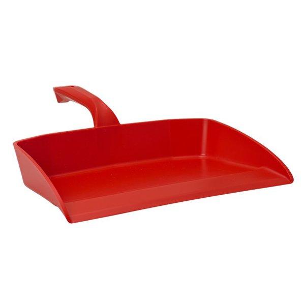 Vikan Ergonomisch stofblik, rood