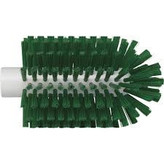 Vikan pijpborstel, steelmodel, medium, groen, ⌀ 90 mm