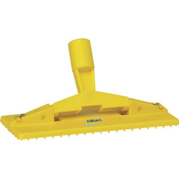 Vikan padhouder steelmodel, geel, 235 x 100 x 75 mm - Copy
