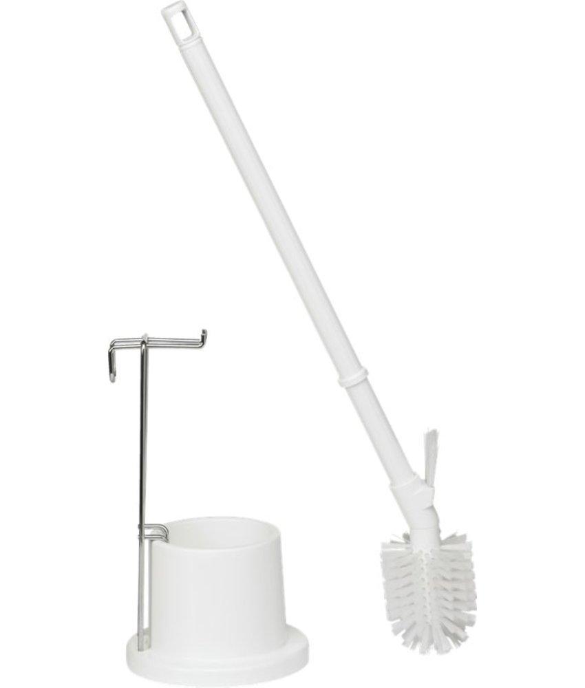 Vikan Toiletborstel met houder