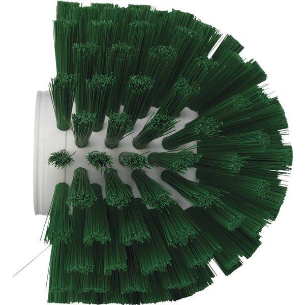 Vikan wormhuisborstelkop, medium, groen