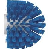 Vikan wormhuisborstelkop, medium, blauw