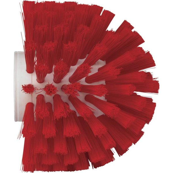 Vikan wormhuisborstelkop, medium, rood