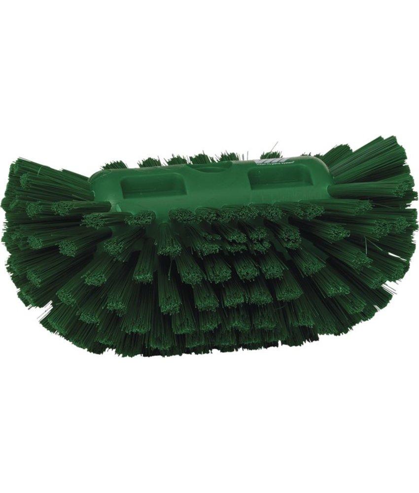 Vikan medium tankborstel, groen