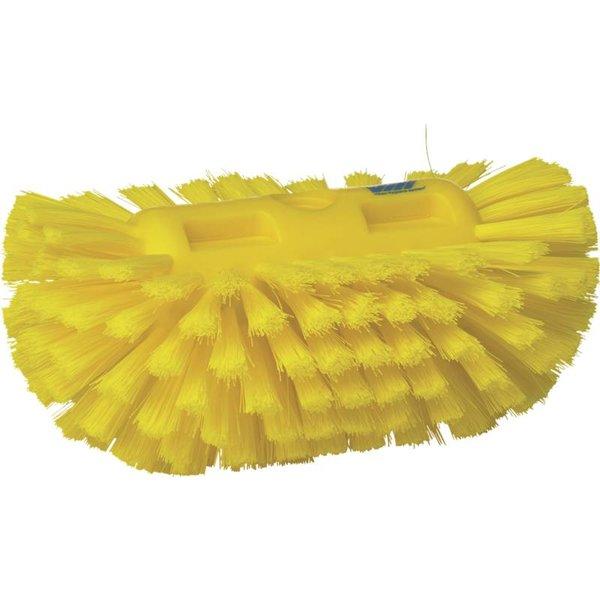 Vikan medium tankborstel, geel