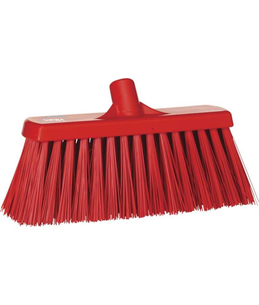 Vikan bezem, 30 cm, hard, rood