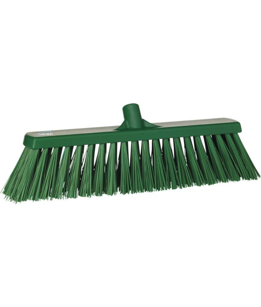 Vikan bezem, 50 cm, hard, groen