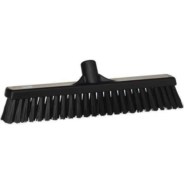Vikan combi-veger, 40 cm, zwart