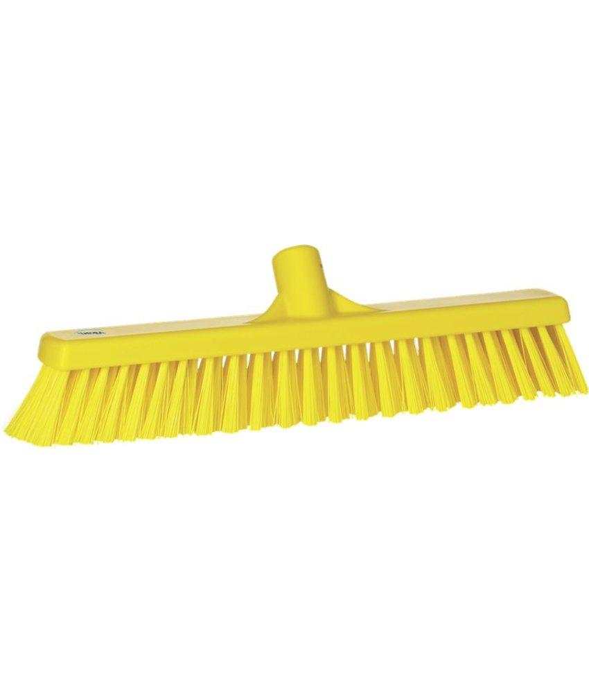 Vikan combi-veger, 40 cm, geel