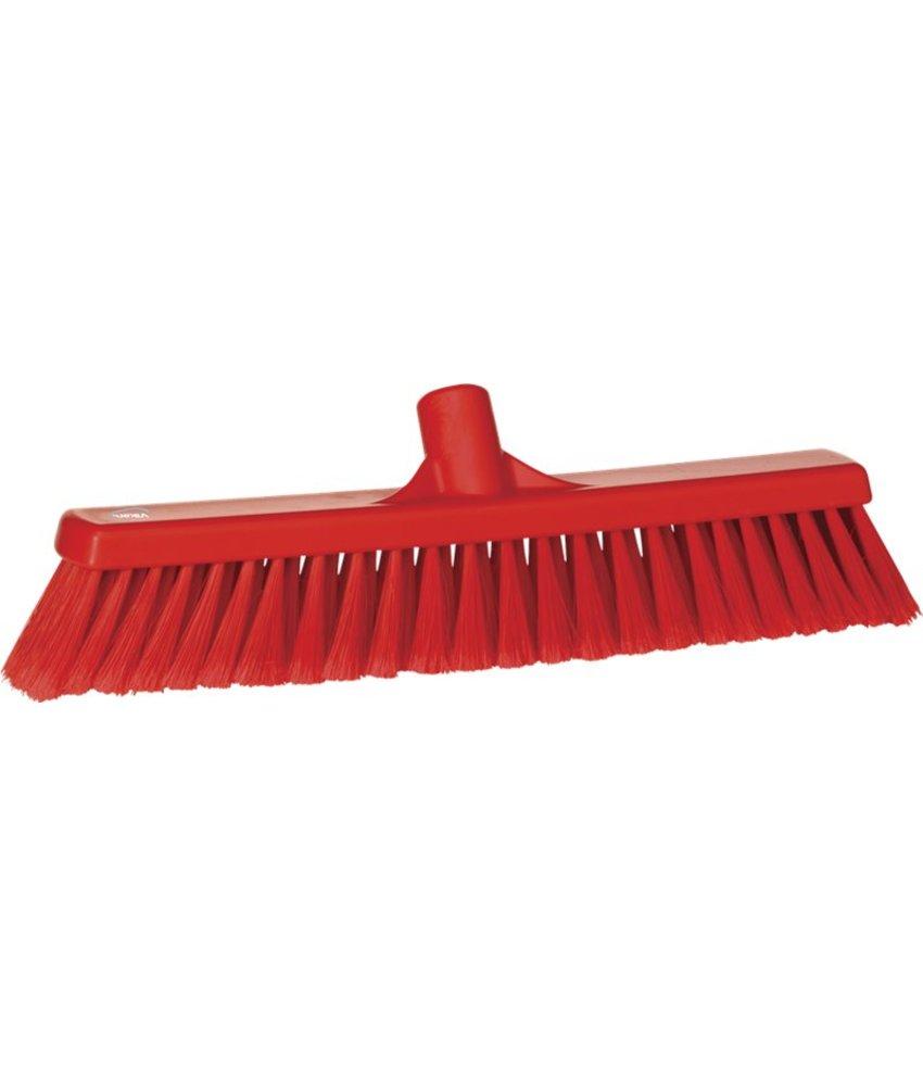 Vikan zachte splitveger, 40 cm, rood