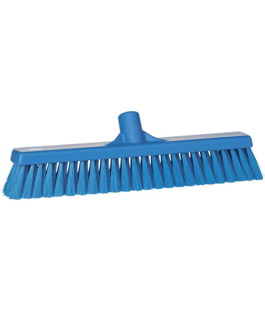 Vikan zachte veger, 40 cm, blauw