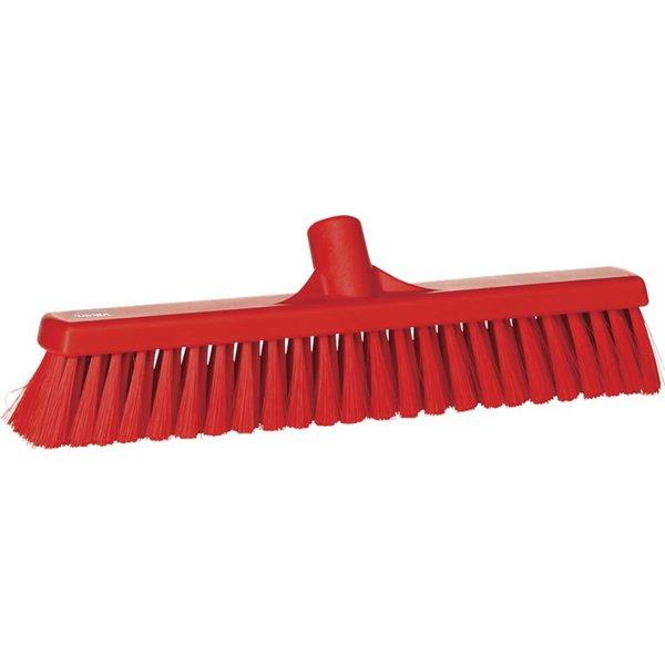 Vikan zachte veger, 40 cm, rood
