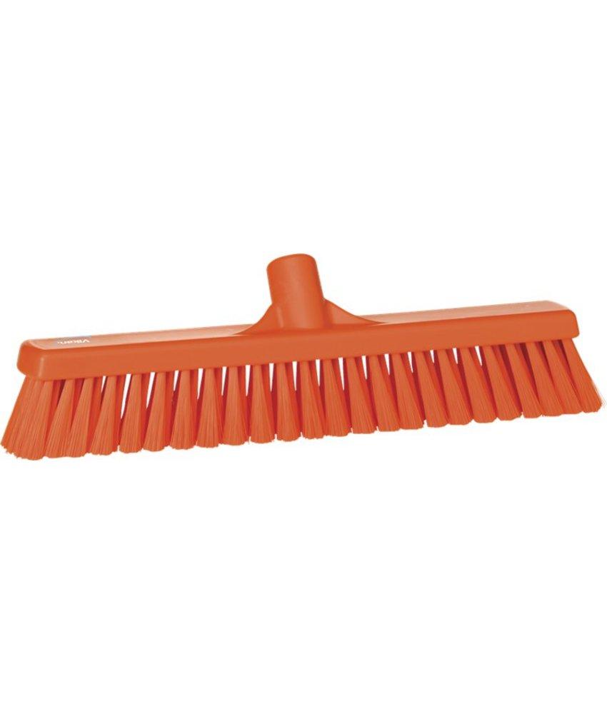 Vikan zachte veger, 40 cm, oranje