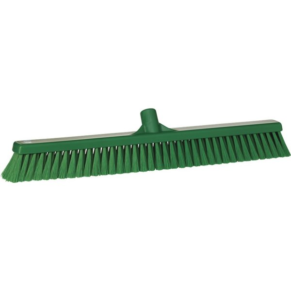 Vikan zachte veger, 60 cm, groen