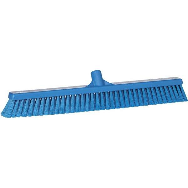 Vikan zachte veger, 60 cm, blauw