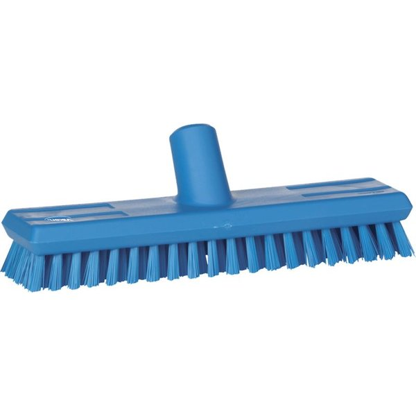 Vikan harde vloerluiwagen met watertoevoer, hard, blauw
