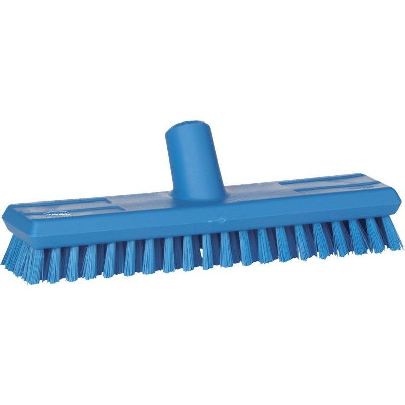 Vikan vloerluiwagen, hard, blauw