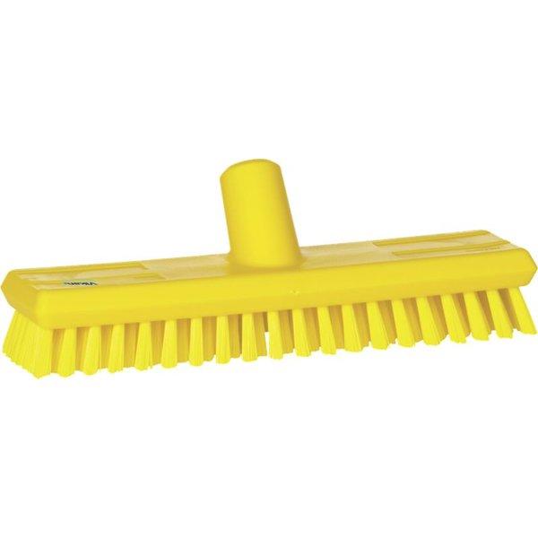 Vikan harde luiwagen met watertoevoer, hard, geel