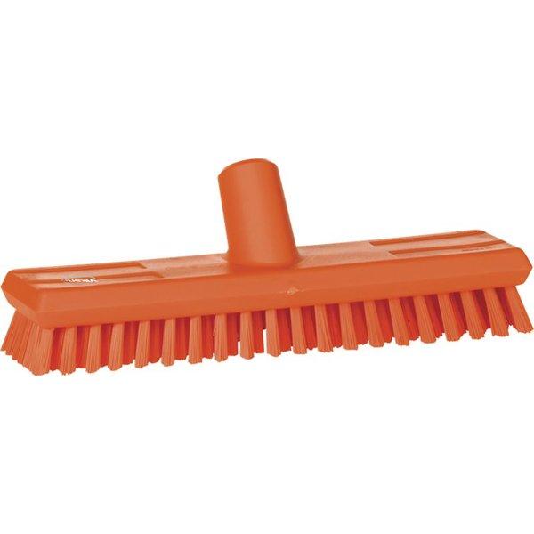 Vikan harde luiwagen met watertoevoer, hard, oranje