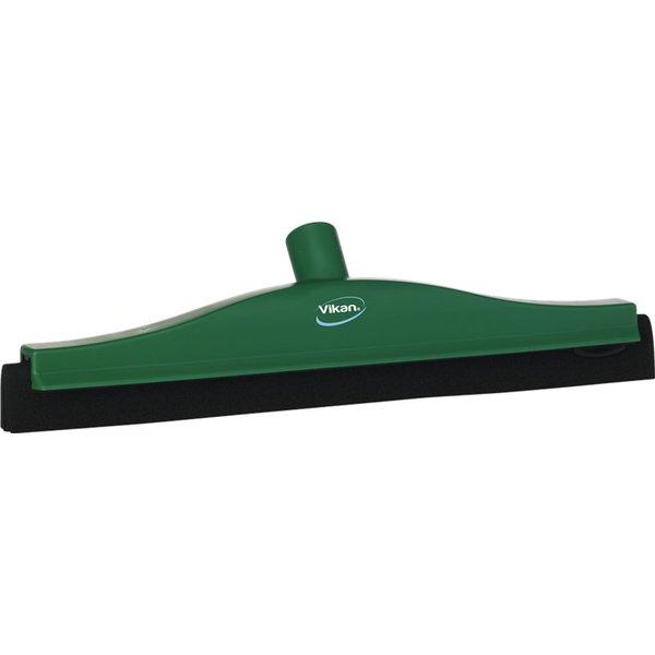 Vikan klassieke vloertrekker, vaste nek, 40 cm, groen