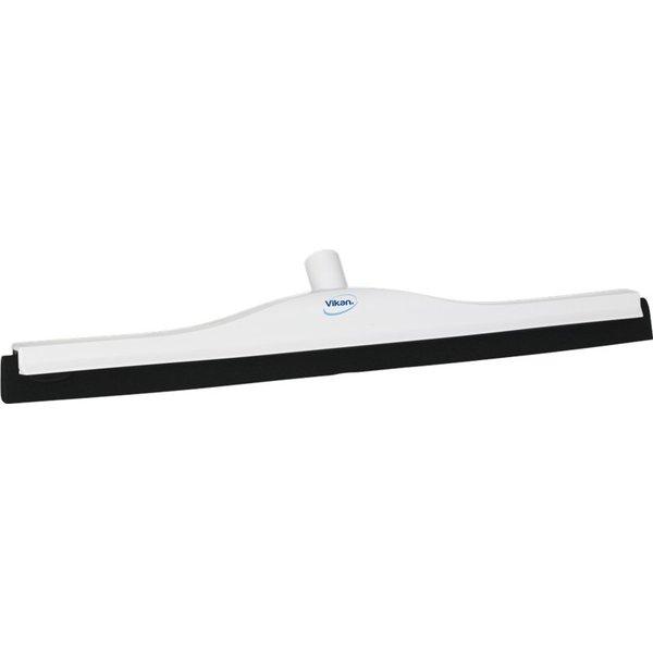Vikan klassieke vloertrekker, vaste nek, 60 cm, wit