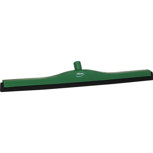 Vikan klassieke vloertrekker, vaste nek, 70 cm, groen