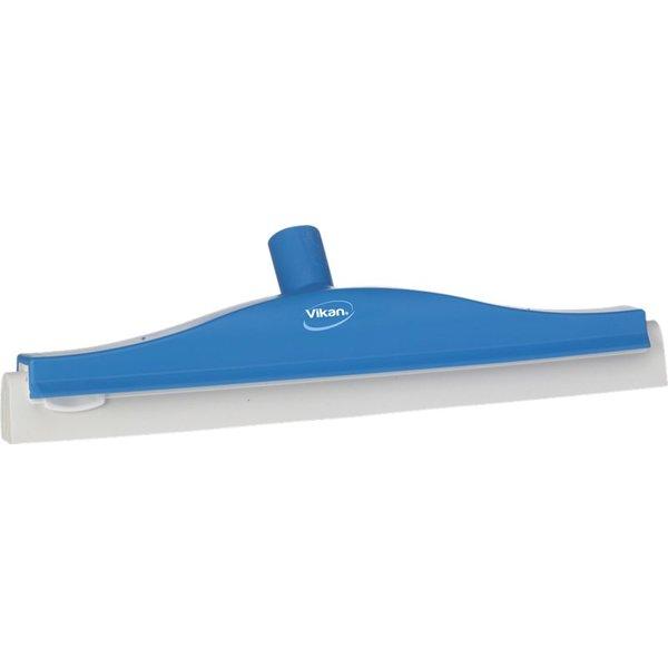 Vikan klassieke vloertrekker, flexibele nek, 40 cm, blauw