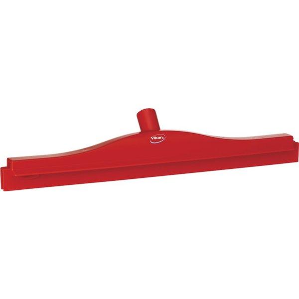 Vikan full colour hygiëne vloertrekker, vaste nek, 50 cm, rood