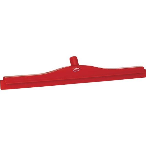 Vikan full colour hygiëne vloertrekker, vaste nek, 60 cm, rood