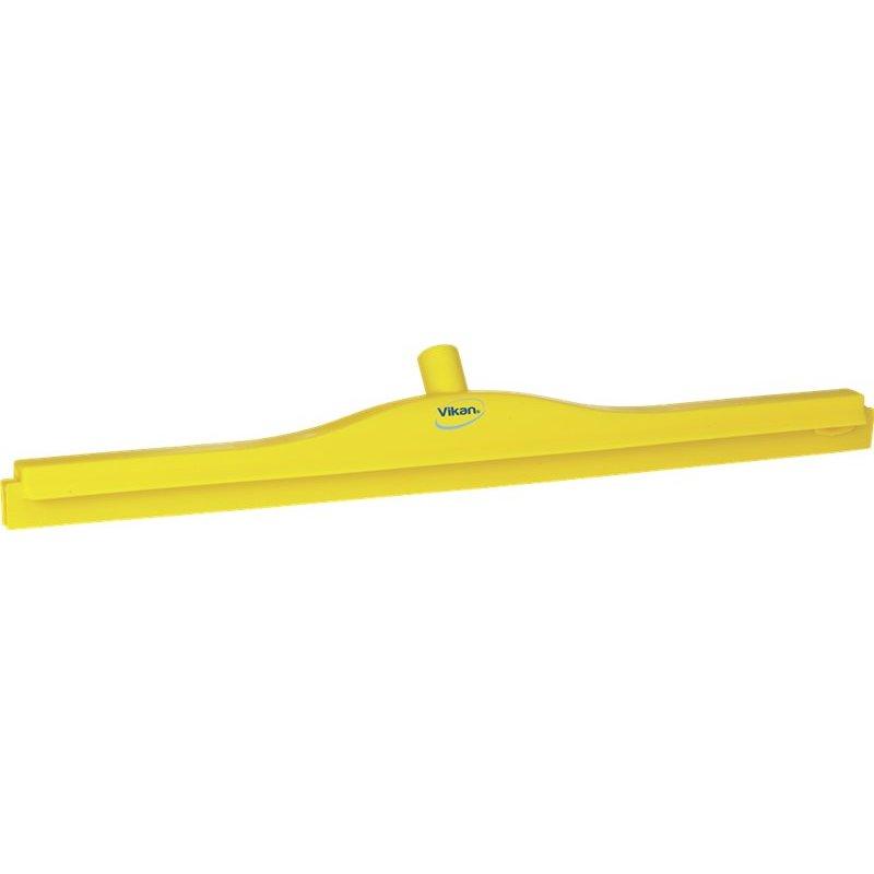Vikan full colour 70 cm vloertrekker, geel