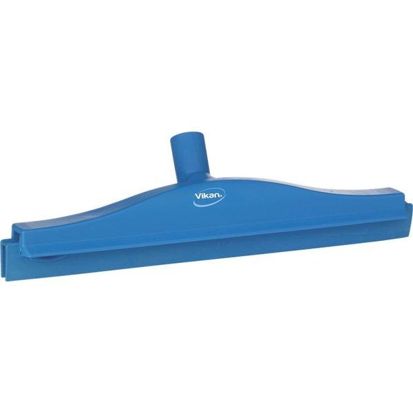 Vikan full colour hygiëne vloertrekker, flexibele nek, 40 cm, blauw
