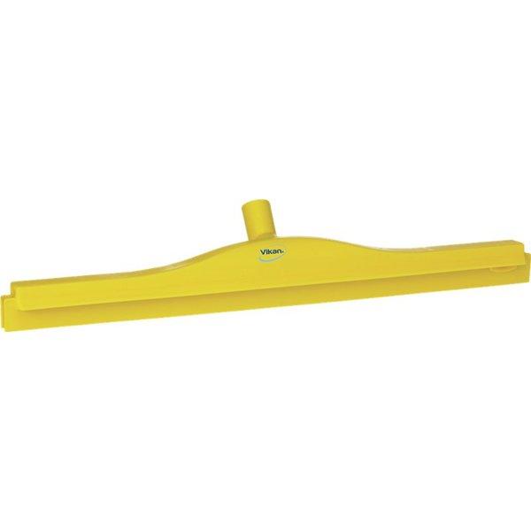 Vikan full colour hygiëne vloertrekker, flexibele nek, 60 cm, geel