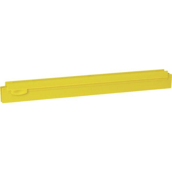 Vikan full colour vervangingscassette, 40 cm, geel