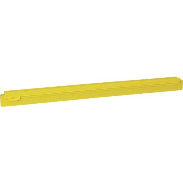 Vikan full colour vervangingscassette, 60 cm, geel