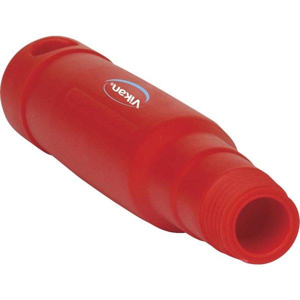 Vikan mini steel, 16 cm, rood,
