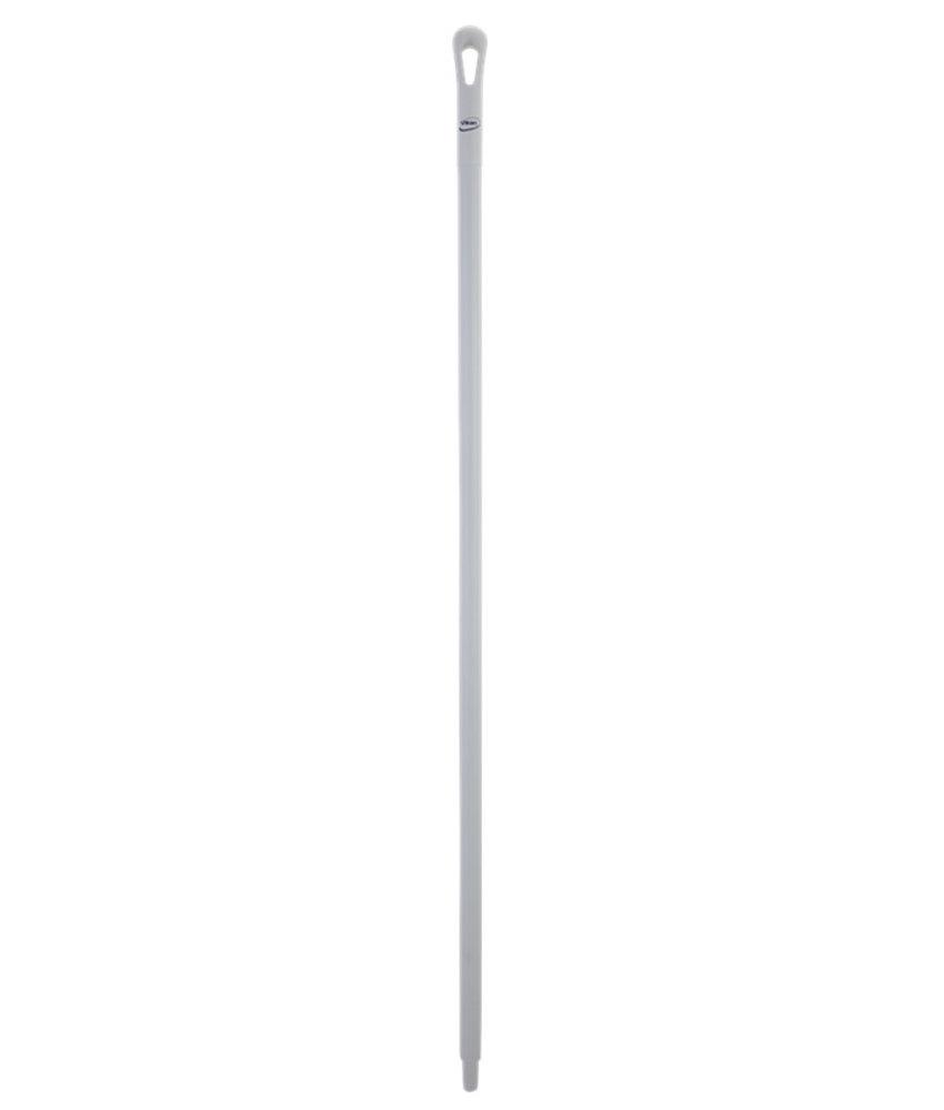 Vikan kunststof steel, 150 cm, wit,