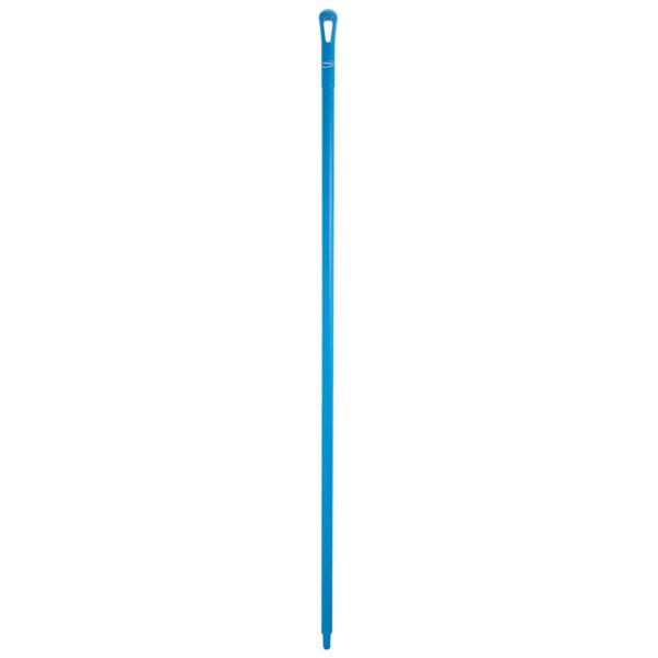 Vikan ultra hygiëne kunststof steel, 170 cm, blauw,